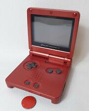 Nintendo Game Boy Advance SP | GBA | Konsole | Rot | gebraucht