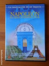 DVD NAPOLEON - EL GRAN CONSTRUCTOR - LA CONSTRUCCION DE UN IMPERIO (E4)