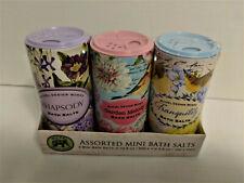 Michel Design Works Assorted Mini Bath Salts