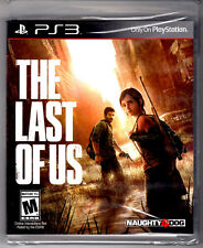 The Last Of Us Game For PS3 PlayStation 3 NEW Sealed