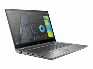 """HP ZBook Fury 17 G8 Leo2A7 17,3"""" 4K UHD DC i9-11950H 128GB 2x2TB A4000-8GB W10P"""