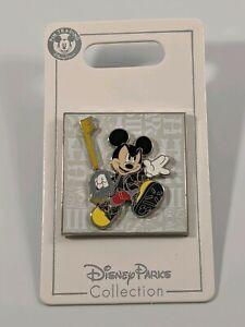 Disney Pin Trading Kingdom Hearts Mickey Key Pin