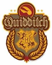Quidditch Escudo de Harry Potter de Pared Oficial Silueta de cartón