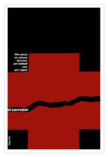 "Cuban decor Graphic Design movie Poster 4 film/""Men of Hard TIME/""Hat.Art Film"