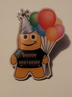 Amazon Peccy Happy Birthday Pin