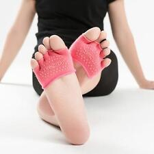 Women Five Fingers Half Toe Socks Sports Dance Paws Sports Yoga Toes Protection