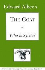 The Goat, or Who Is Sylvia? by Edward Albee (2003, Hardcover)