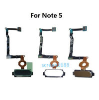Home Menu Button Fingerprint Sensor  Flex Cable For Samsung Galaxy note 5 N920F