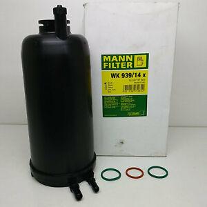 Ölfilter MANN FILTER Iveco Neu Daily Für 42555920