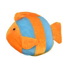 Fun Goldfish Plush Portable CD DVD Case Bag Holder Cute 20 Disc Holder