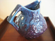 VINTAGE PITCHER CALIFORNIA POTTERY ENCHANTO  MID-CENTURY c1950 RARE