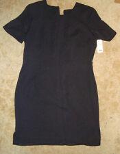 Ladies 'Bongardi' DRESS IN DARK NAVY style FJ4341 - Size 12- free post