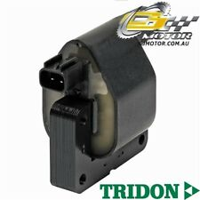 TRIDON IGNITION COIL FOR Mitsubishi  Triton MK - ML 10/96-06/06, 4, 2.4L 4G64