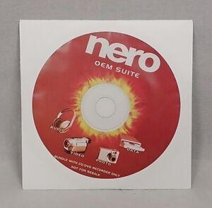 NEW Nero OEM Suite 1 Disc