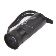 Mini Golf Telescopio Monocular alcance telémetro-Ideal para el golf observación de aves