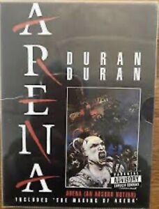 Duran Duran - Arena (An Absurd Notion) DVD - Free shipping - RARE