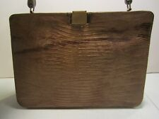 New listing Vintage Bellestone reptile - Lizard handbag / purse