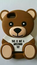 CA-PHONECASEONLINE SILICONE CASE BEAR PARA WIKO JERRY