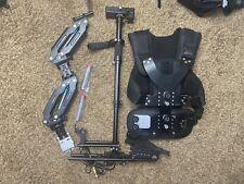 Flycam Zest Pro Electronic Video Camera Stabilizer with Vista-II Arm Vest