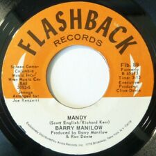 BARRY MANILOW:  MANDY / IT'S A MIRACLE:  NEAR MINT SINGLE FROM 1976 ON FLASHBACK