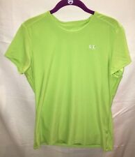 under armour heat gear short sleeved shirt md