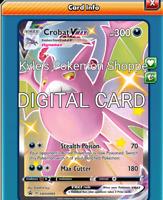 SENT FAST Gardevoir V and Vmax Bundle PTCGO ONLINE DIGITAL CARD