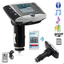 """1.5 """" Auto Bluetooth 2.0 Freisprecheinrichtung Freisprechanlage SD FM MP3 Player"""