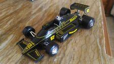 Lotus 97T Senna Nero scala 1/24 Burago senza scatola.