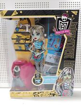 Monster High Home Ick Frankie Stein Doll New