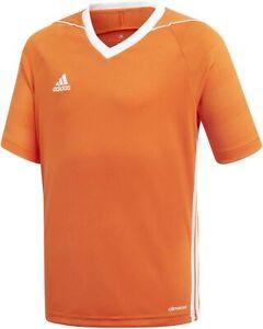 adidas Boys Youth Tiro 17 Soccer Jersey, Color Options