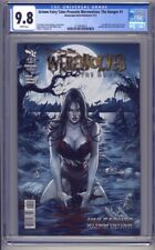 Grimm Fairy Tales Werewolves The Hunger #1 CGC 9.8 Mike Krome Cover B (2013)
