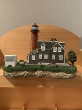Monomoy Point Ma #269 Harbour Lights Signed Free Shipping