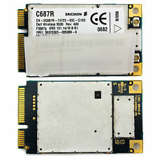 For Dell Wireless 5530 HSPA 3G GPS Network Card WWAN Ericsson F3507G E6500 E6400