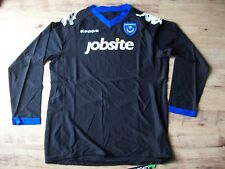 PORTSMOUTH FC - LONG SLEEVE AWAY SHIRT 2010/11 (XXL SLIM FIT) NEW WITH TAGS