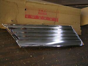 NOS OEM Ford 1963 Mercury Meteor Roof Side Base Trim Panel LH