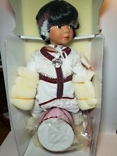 PARADISE GALLERIES TREASURE COLLECTION PREMIER EDITION NATIVE DOLL 24 in.
