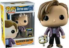 Funko Pop Vinyl Doctor Who 11th Doctor SDCC 2015 Summer Convention