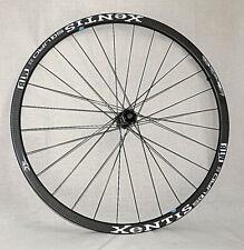 XeNTiS Squad MTB 2.5 29er CC carbon front wheel.
