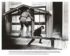 "NICHOLAS HAMMOND & ROBERT ALDA in ""Spider-Man Strikes Back"" Orig. TV Photo 1979"