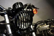 Black Headlight headlamp Grill rim Harley Davidson Sportster XL 883/1200 00'-UP