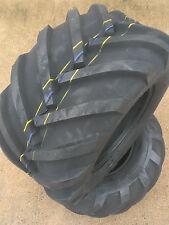 2 - 26x12.00-12 Deestone 8P Super Lug Tires PAIR AG DS5324 26X12-12 26/12-12