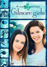 Gilmore Girls - The Complete Second Season (DVD, 2004, 6-Disc Set)