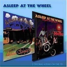 Asleep At The Wheel Western Standard Time/Keepin' Me Up Nights CD NEW SEALED