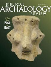 Biblical Archaeology Review BAR Magazine Fall 2020 The face of GOD