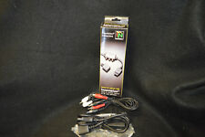 Innovation  Multi Out  PS1 / PS2 RCA Composite Adapter/rca cords(New)..