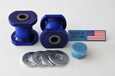 Fits Lexus LX470 Land Cruiser Steering Rack Bushing Set Polyurethane 2003-2007