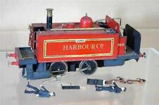 O GAUGE KIT SCRATCH BUILT NARROW GAUGE 0-4-0 HARBOUR CO TANK LOCO 7011 CAROL na