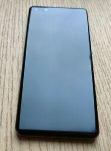 Huawei P40 Pro ELS-NX9 - 256GB - 5G - schwarz - Dual SIM inkl. 256GB NM-Card