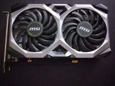 MSI GeForce GTX 1660 Ti VENTUS XS OC  Gaming Graphics Card
