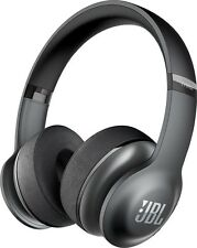 JBL Everest 300 Black On-Ear Wireless Headphones